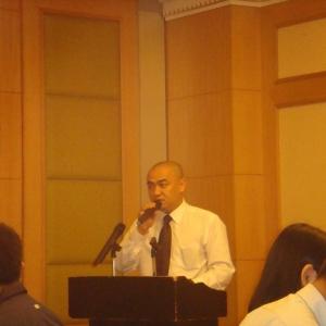 广州中大金赞 官网电子科技有限公司2009年度员工大会